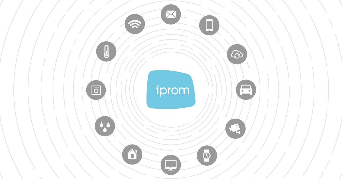 iPROM z rešitvami za programatično oglaševanje vstopa v internet stvari