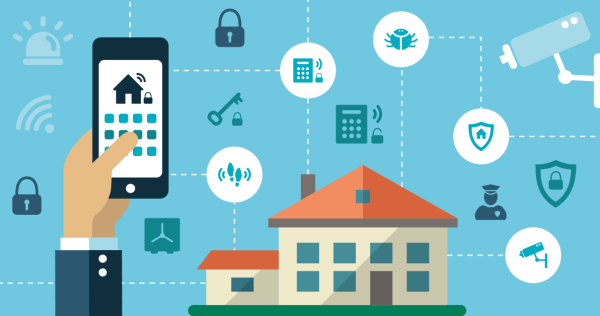 Z internetom povezani domovi - iPROM Novice iz sveta
