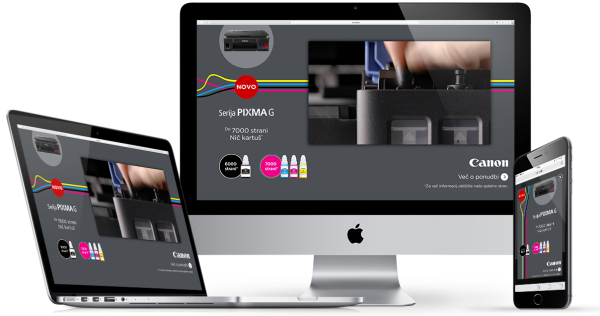 Canon Adria z uporabo tehnologije iPROM Cloud presegel komunikacijske cilje - iPROM Novice