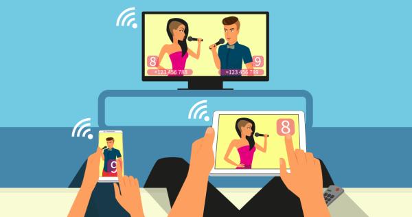 Hkratno gledanje televizije in uporaba interneta vse bolj narašča - iPROM Novice iz sveta