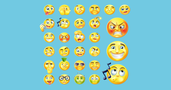 Marketing z emoji-i - kako se ga lotiti? - iPROM - Novice iz sveta