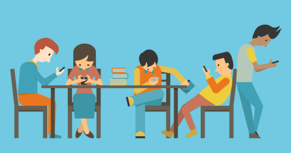 Mladi so odvisni od svojih digitalnih naprav - iPROM - Novice iz sveta