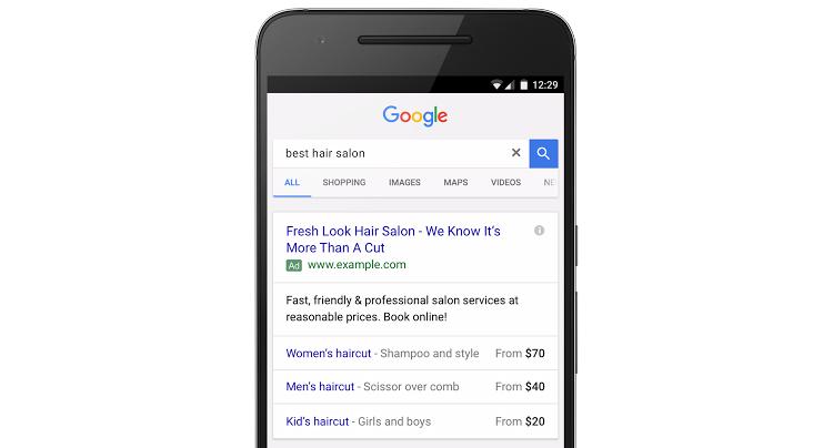 Price Extension Google tekstovni oglasi - iPROM Mnenja strokovnjakov - Anže Hribar