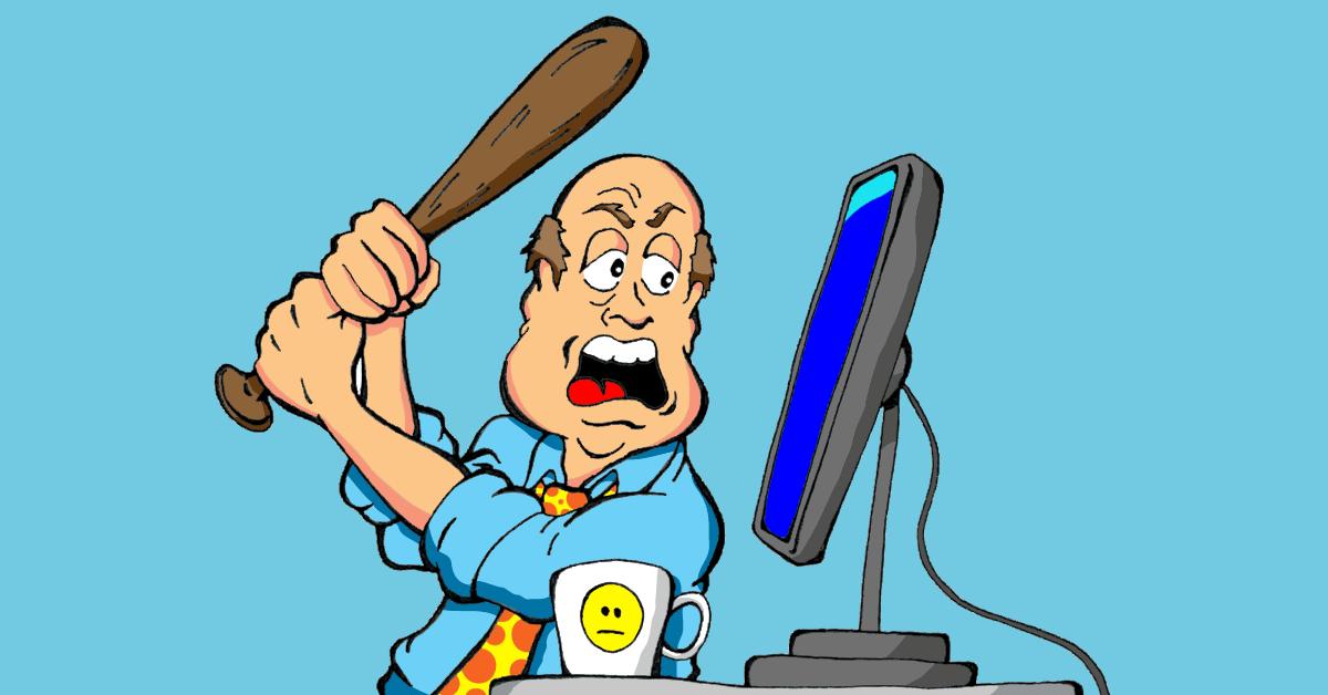 Slabe prakse ali kako uporabnika na spletu najhitreje spraviti ob zivce - iPROM - Mnenja strokovnjakov - Lucie Pokorna