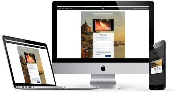 Volvova digitalna kampanja Moja vizija na spletu zaživela v sodelovanju z iPROM-om - iPROM novice