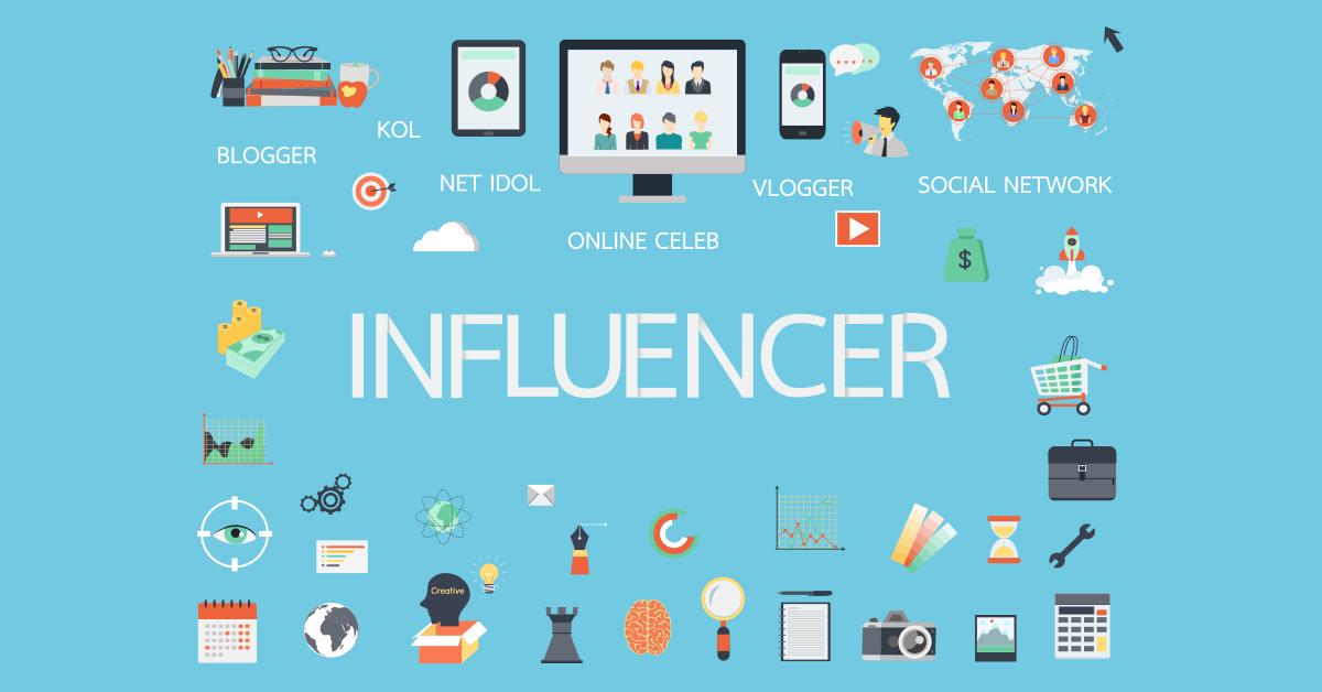 Blagovne znamke se vse bolj poslužujejo marketinga z vplivneži - iPROM - Novice iz sveta
