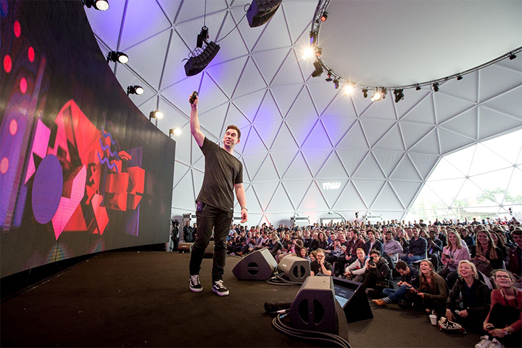 Miha Rejc za Marketing Magazine: TNW 2017: Ponovno izumljanje je nuja - DJ - iPROM - Novice iz sveta