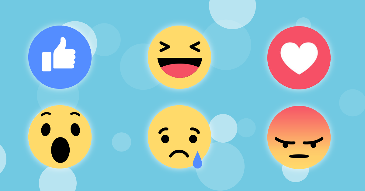 Pravi razlog za uvedbo čustvenih odzivov na statuse na Facebooku