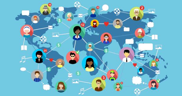 Za oglaševanje na družbenih omrežjih uporabite prevzem