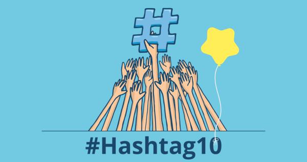 Twitterjev hashtag praznuje 10 let - iPROM - Novice iz sveta