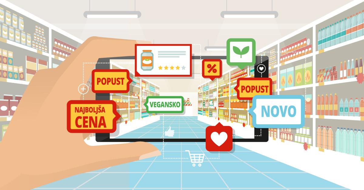 Obogatena resničnost postaja nov trend mobilnih telefonov - iPROM - Novice iz sveta