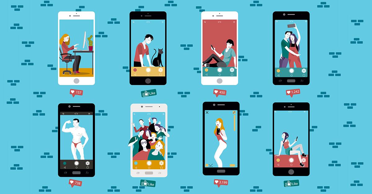 10 trendov na družbenih omrežjih za leto 2018 - iPROM - Novice iz sveta