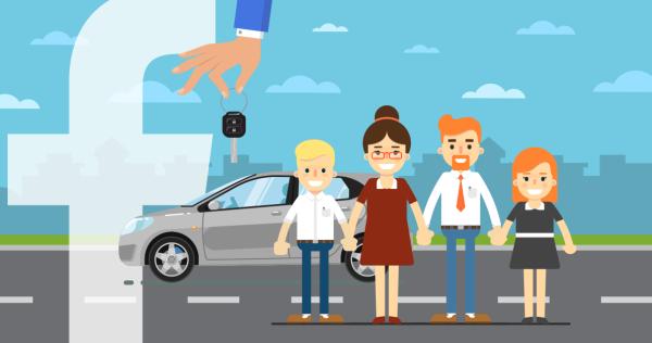 Facebookovi dinamični oglasi za avtomobilske blagovne znamke - iPROM - Novice iz sveta