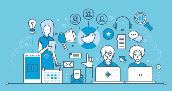 Družbeni mediji in napovedi za letošnje leto - iPROM - Novice iz sveta
