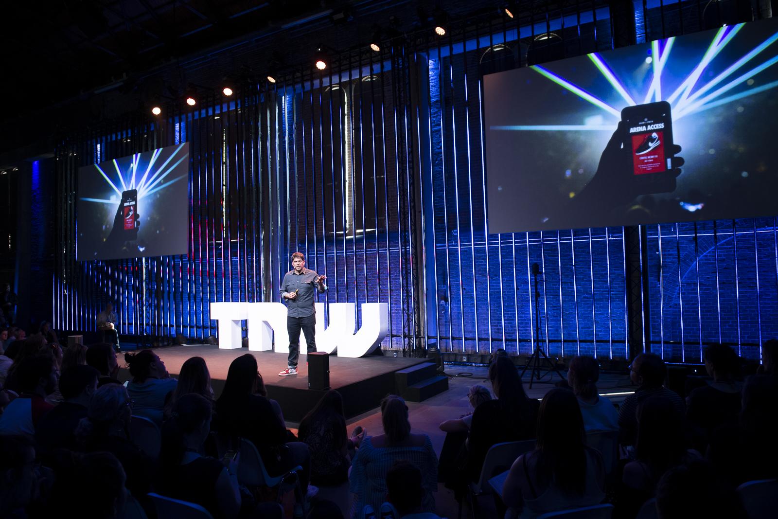 TTNW 2018: Tehnološke spremembe in inovacije, ki preobražajo svet - iPROM - Novice - Ron Farris