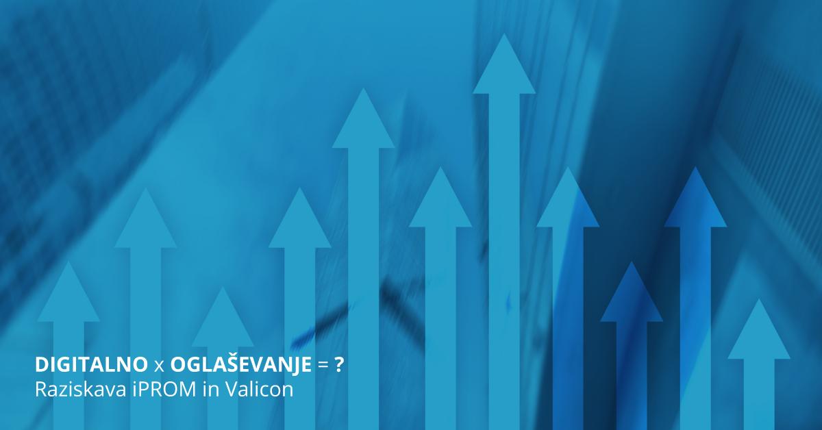 Raziskava iPROMa in Valicona: Odnos slovenskih podjetij do digitalnega oglaševanja - iPROM - Novice