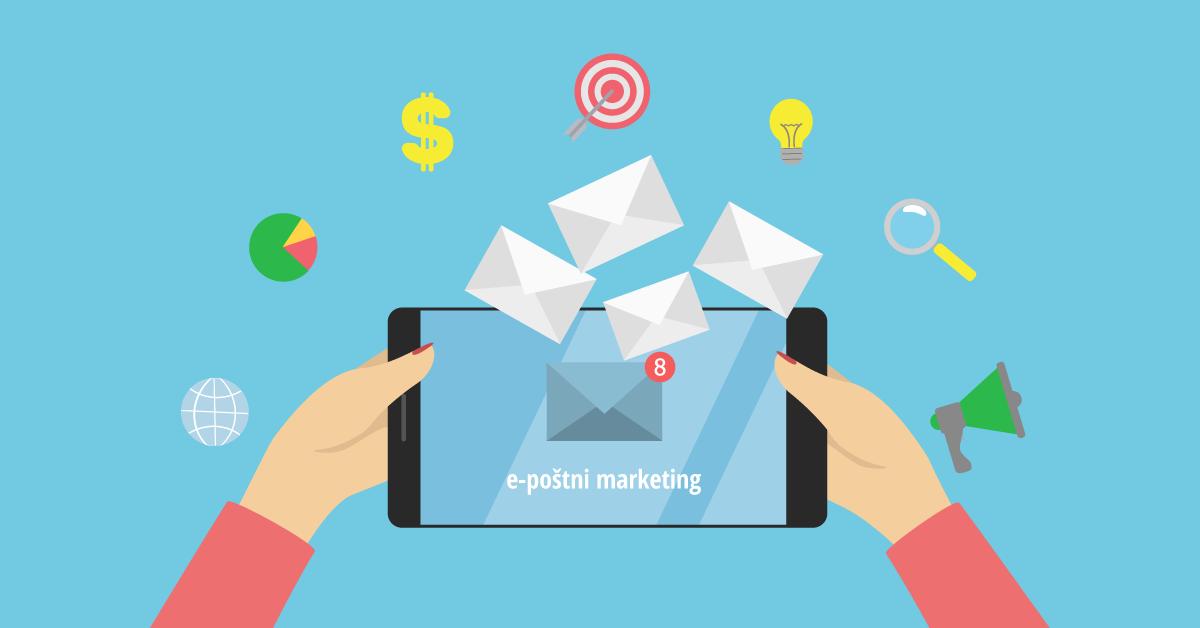 3 nasveti za učinkovit e-pošti marketing iPROM novice iz sveta