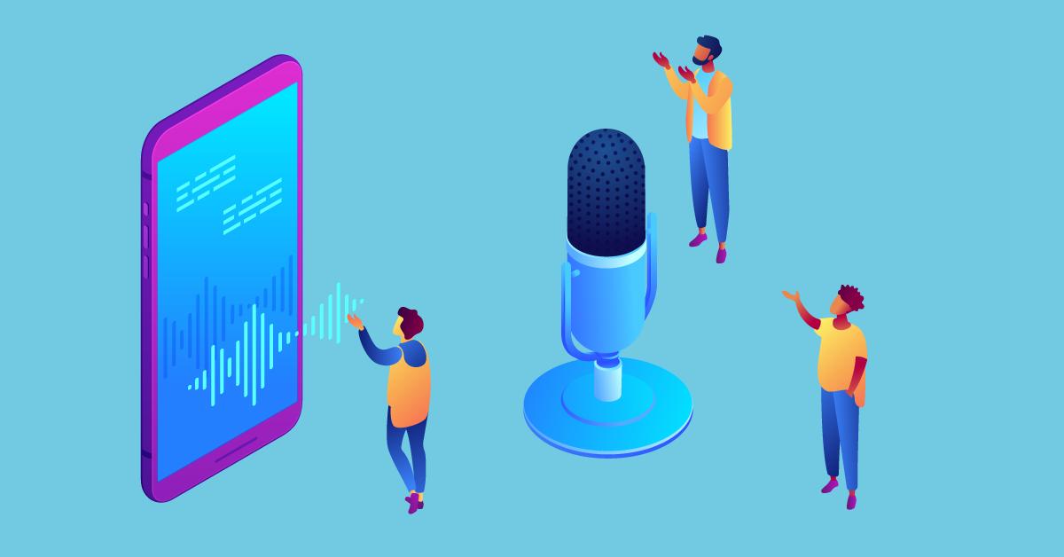 Glasovno iskanje spreminja komunikacijo iPROM Novice iz sveta