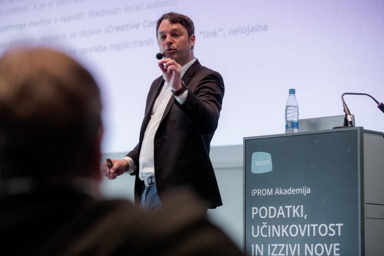 iPROM Akademija - marec 2019 - Jaka Repanšek