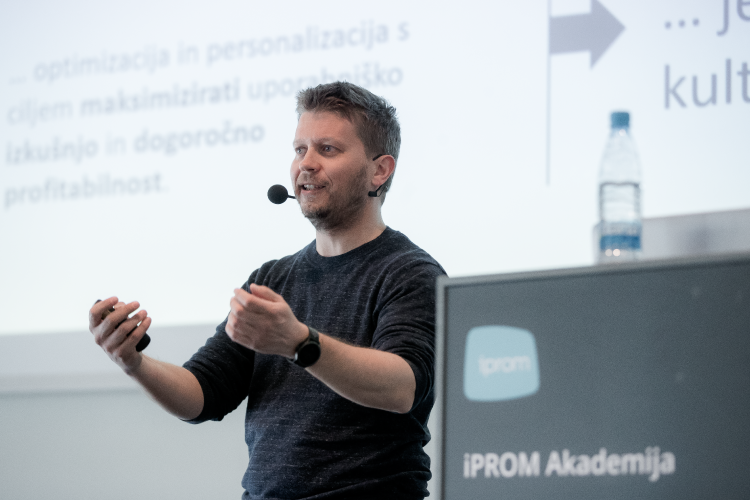 iPROM Akademija - marec 2019 - Matjaž Robinšak