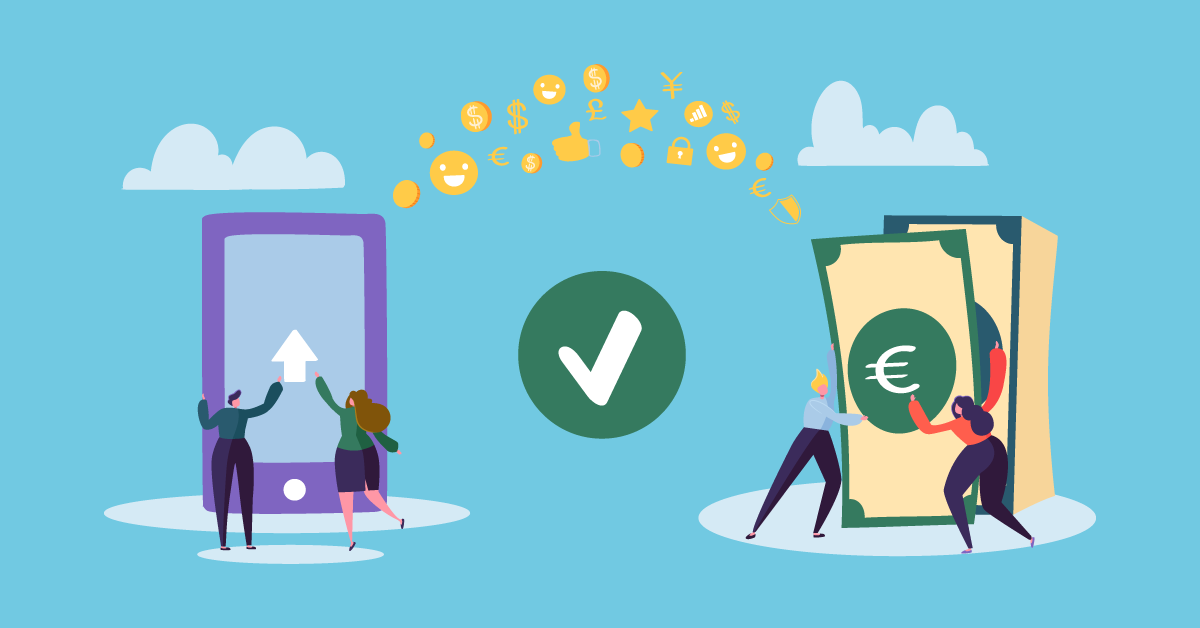 Trgovci na drobno sprejemajo mobilna plačila - iPROM - Novice iz sveta