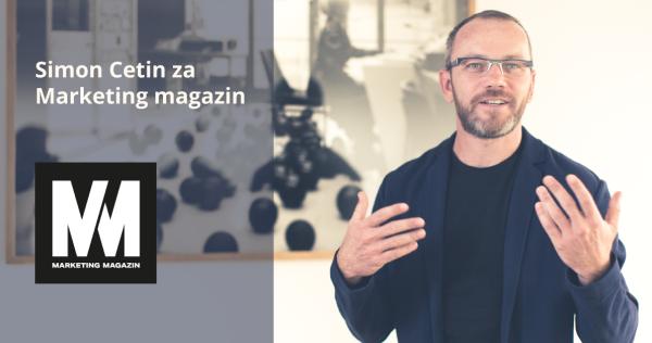 Simon Cetin za Marketing magazin: Delež naložb za digitalno oglaševanje bo le še večji - iPROM Novice