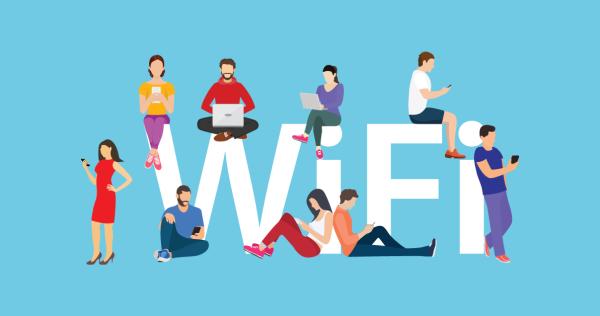 Število naprav, povezanih v Wi-Fi omrežje, večje do 90 odstotkov - iPROM - Novice iz sveta