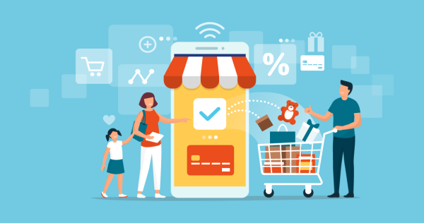 Spletno nakupovanje v času koronavirusa in digitalne preobrazbe - iPROM - Novice iz sveta
