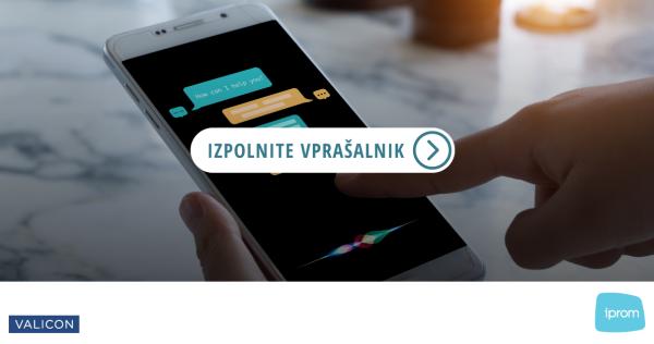 Raziskava iPROMa in Valicona o medijski potrošnji v Sloveniji - iPROM - Novice