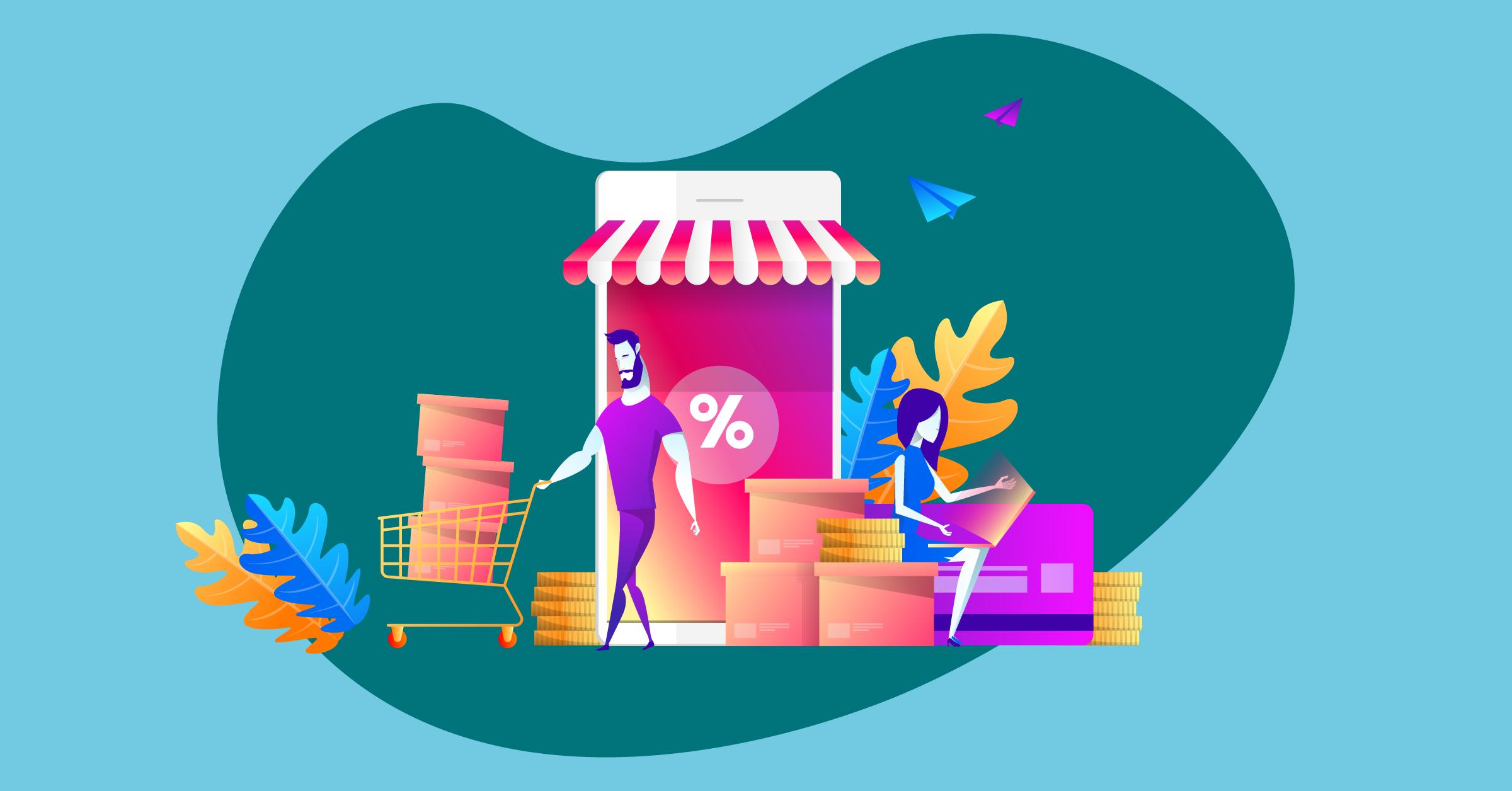 Trgovci na drobno si lahko obetajo boljše čase - iPROM - Novice iz sveta