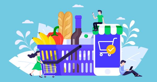 Aplikacije za naročanje hrane in nakupovanje vse bolj priljubljene - iPROM - Novice iz sveta