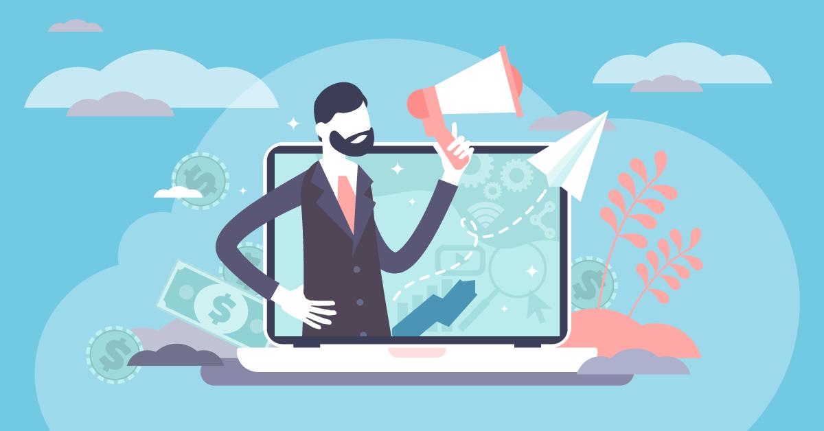 Vse večje naložbe v oglaševanje v spletnih trgovinah - iPROM - Novice iz sveta