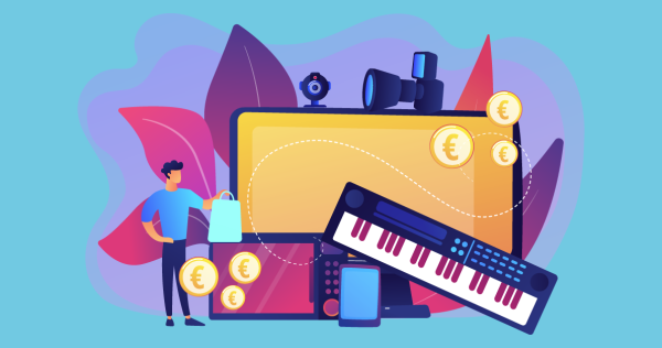 Naložbe v digitalno oglaševanje računalniških izdelkov in potrošniške elektronike se bodo podvojile - iPROM - Novice iz sveta