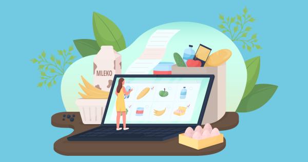 Rast nakupovanja živil prek spleta se stopnjuje - iPROM - Novice iz sveta